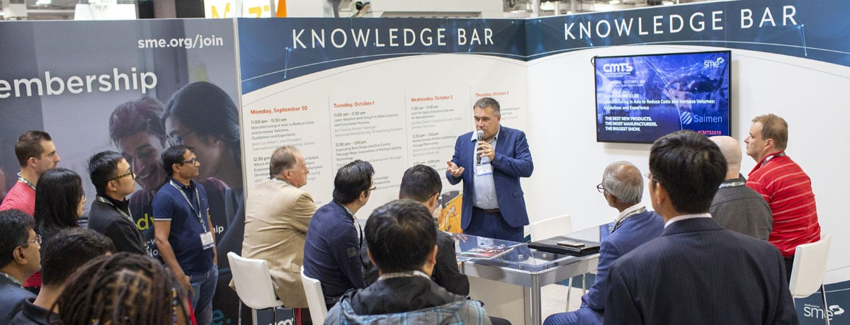 MMTS 2020 Knowledge Bar Educational Sessions